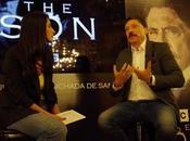 Encuentro Carlos Bardem (por papel serie Amc, son)