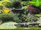 Esta primavera realza belleza jardín Robert Jardineros