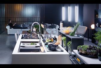 Franke sistemas inteligentes para cocinas dom sticas for Franke cocinas catalogo
