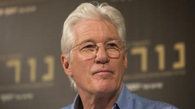 Richard Gere, en Barcelona con 'Norman'