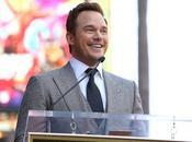 emoción, Chris Pratt, recibe estrella