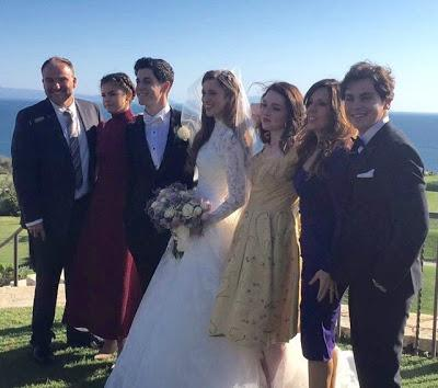 El  actor David Henrie se ha casado