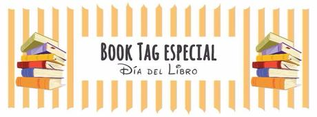 Book Tag: especial Día del Libro