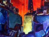 """astillero """".óleo espátula lienzo. 1998.073"""