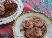 Roti Pavo Salsa Manzanas Chocolate