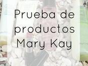 Prueba productos Mary #mamasmarykay