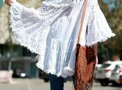 Vestido BOHO vaqueros