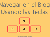 Navegacion Teclado para Blogger