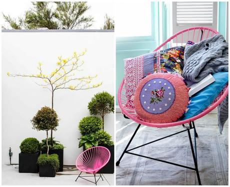 Decoraci n silla acapulco paperblog for Decoracion sillas tapizadas