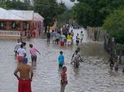 Crecida Palomino inunda cientos casas Habanero, Hoya Fundación.