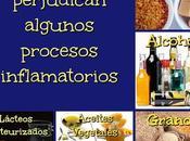 """""""Alimentos perjudican procesos inflamatorios"""""""