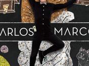 Carlos Marco presenta portada primer disco, 'Chalk Dreams'