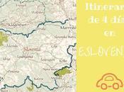 Itinerario Eslovenia días