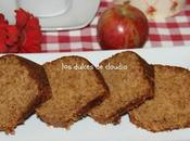 Bizcocho puré manzana