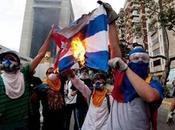 significado bandera quemada oposición Venezuela #CubaEsNuestra #Cuba
