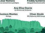 Foro Arco Minero Orinoco: Decreto vulnera Derechos Humanos? Jueves abril 2017