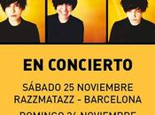 Texas regresará Barcelona Madrid noviembre