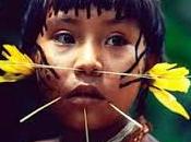 indios yanomamis ritual sagrado: comer cenizas muertos