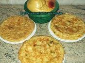 Tortilla patatas pimiento cebolla
