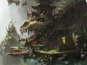 Unas cuantas ilustraciones dinosaurianas... (VIII)