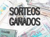 SORTEOS GANADOS, Vol. XXXIII