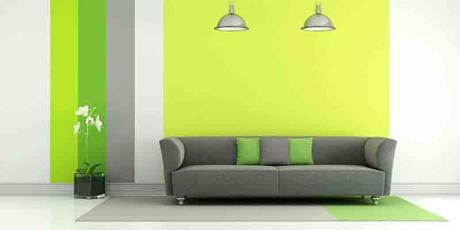 10 tecnicas para pintar paredes de dos colores paperblog - Pintar paredes de dos colores ...