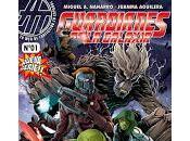 Guardianes Galaxia nº01