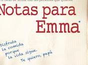 """Notas para Emma"", Garth Callaghan: libro deja huella"