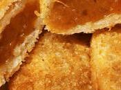 Empanadillas rellenas dulce batata