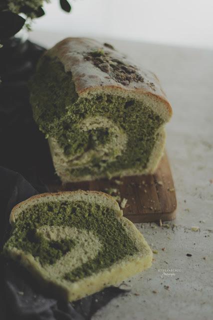 Pan de acelgas