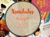 Novedades: Mayo 2017
