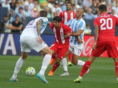 Precedentes ligueros del Sevilla FC ante el Málaga