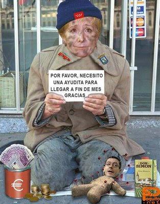 Aguirre, acorralada por la corrupción del PP de Madrid, mintió y echó el telón.