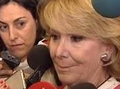 Aguirre, acorralada corrupción Madrid, mintió echó telón.