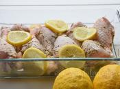 Muslitos Pollo Limón
