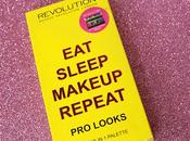 Paleta Sleep Makeup Repeat Revolution