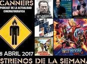 Estrenos Semana Abril 2017 Podcast Scanners