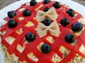 Ensaladilla Pasta Farfalle