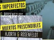 """SERIE SEBASTIAN BERGMAN"" Michael Hjorth Hans Rosenfeldt, thriller sueco cuatro manos."