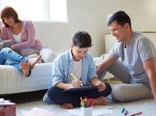 Evitar desgaste emocional padres hijos