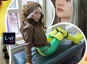 [Inspiration] Cabello Hair: X-Men Rogue