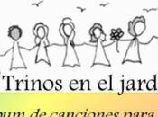 Reseña: 'Trinos jardín: Álbum canciones infantiles', Marta Arévalo