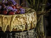 Cheesecake chocolate blanco y...¡sorpresa!