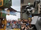 batallas Robots ficción