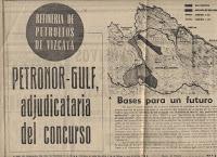 Historia condensada de la Refinería de Petróleos más grande de España - PETRONOR