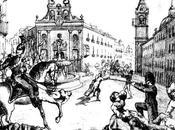 Recuerdos Centenario mayo. Madrid, 1908