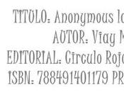 Reseña: Anonymous land Volumen