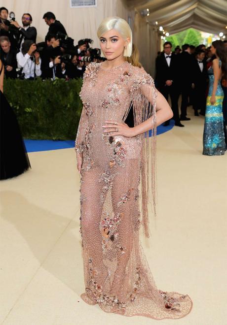Kylie Jenner Met Gala 2017