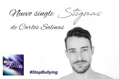 #STIGMAS el Nuevo single de CARLOS SALINAS contra el Bullying.
