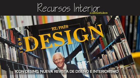 Icon desing nueva revista de dise o arquitectura e for Revista habitat arquitectura diseno interiorismo